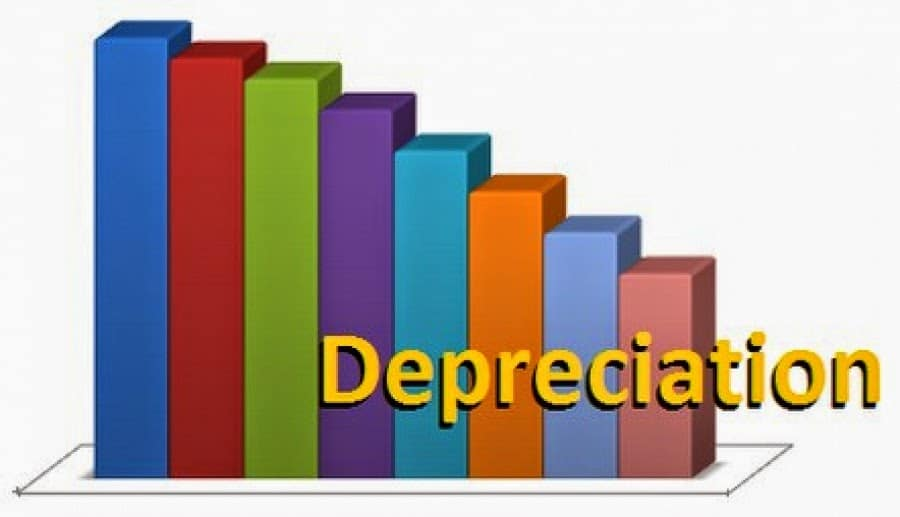 كتاب المعالجة المحاسبية للاهلاك pdf depreciation