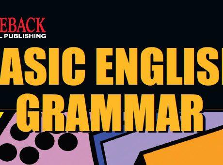كتب تعلم أساسيات قواعد اللغة الإنجليزية Basic English grammar